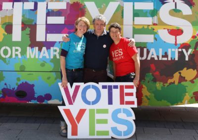 The Day We Counted, Billy Keane with LIsa Fingleton and Rena Blake