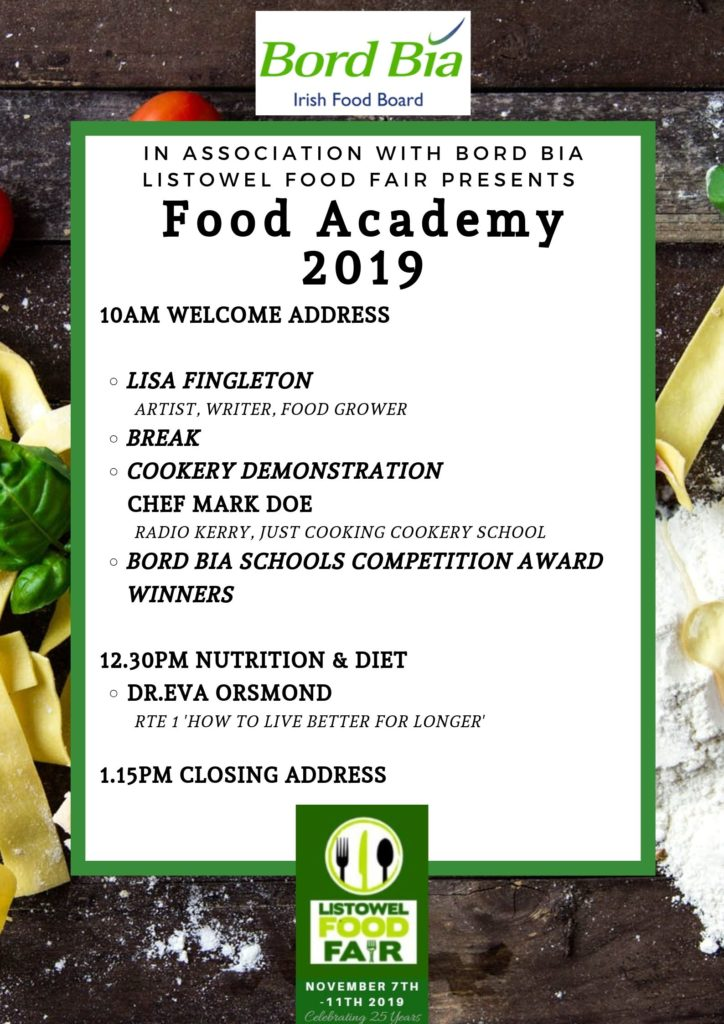 Listowel Food Fair_Food Academy