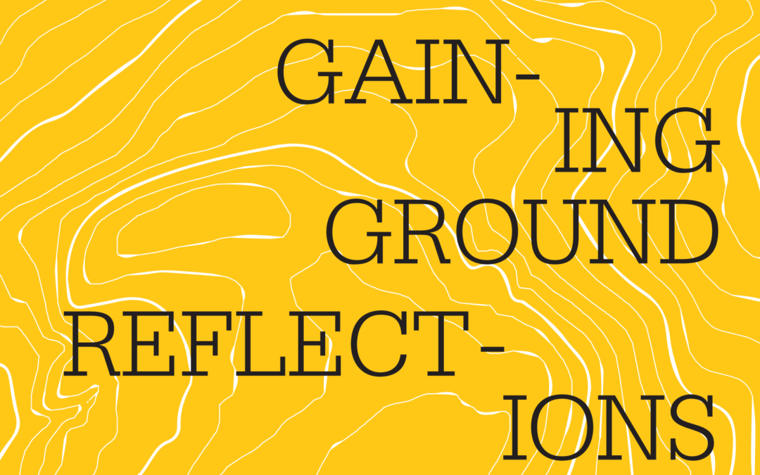 Gaining Ground Reflections: A day long symposium reflecting on Public Art in a rural context, Glor, Ennis, 4th September 2020
