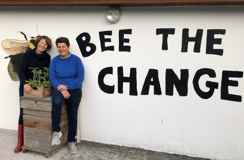 30 Day Local Food Challenge and Being the Change: Greenbites Podcast by Ellie O Byrne