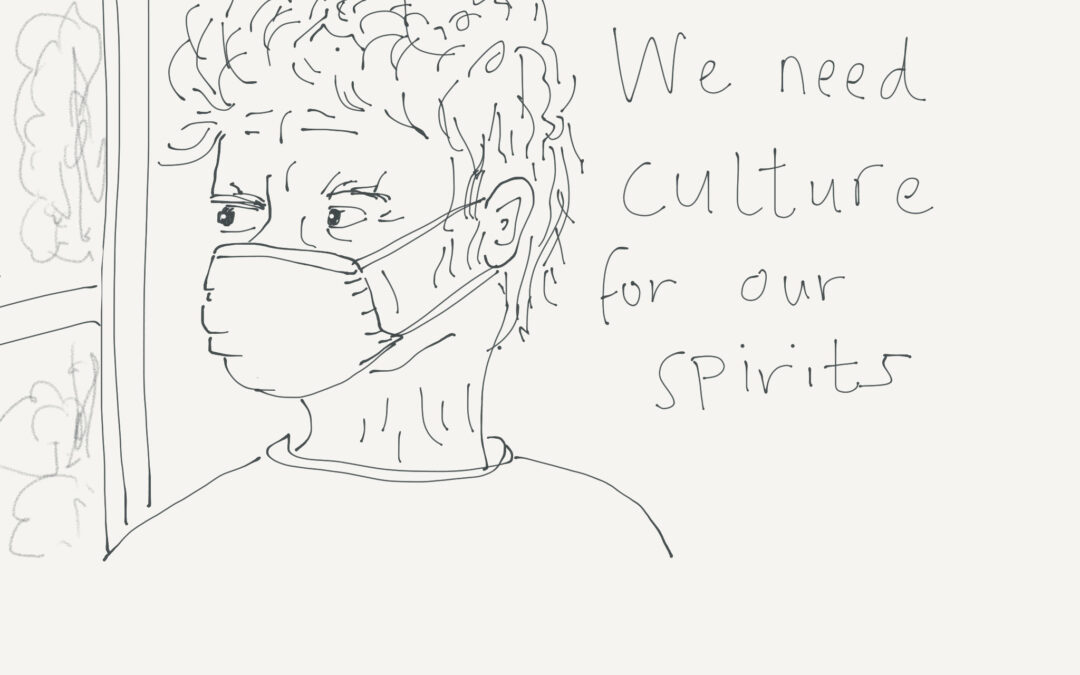 Take Heed: We Need Culture For Our Spirits