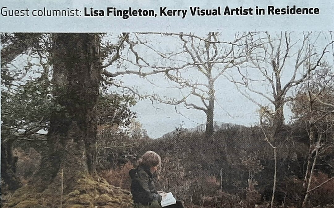 Drawing with Nature: Connecting Art and Ecology  (Environment Watch)