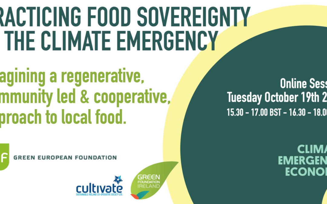Practicing Food Sovereignty in the Climate Emergency